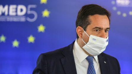 Μηταράκης: Δεν θα γίνουμε πύλη εισόδου παράτυπων μεταναστευτικών ροών στην Ευρώπη