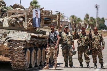 Συρία: Εκτοπισμός αμάχων από την πόλη που ξεκίνησε η αντίσταση κατά του Άσαντ