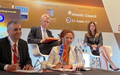 Υπογραφή Συμφωνίας για τον αγωγό Ελλάδας – Βόρειας Μακεδονίας: Η Ελλάδα γίνεται Ενεργειακή Λύση για Σκόπια-Πρίστινα και Βελιγράδι