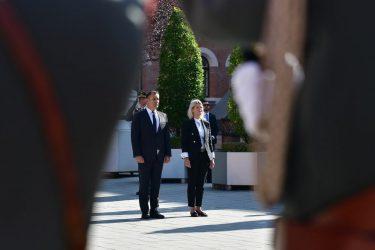 Μνημόνιο κατανόησης για συνεργασία σε ζητήματα στρατιωτικής υφής υπέγραψαν ο ΥΕΘΑ με την Αυστριακή ομόλογό του