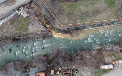 Η κυβέρνηση του Αζερμπαϊτζάν θα μηνύσει Γερμανική εταιρεία για τις εξορυκτικές της δραστηριότητες που οδήγησαν σε καταστροφική μόλυνση του ποταμού Οχτσού στην περιοχή Καραμπάχ