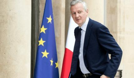 Γάλλος υπουργός Οικονομίας: Μια πιο ισχυρή Ευρώπη θα οικοδομήσει την πολιτική ανεξαρτησία και τεχνολογική κυριαρχία