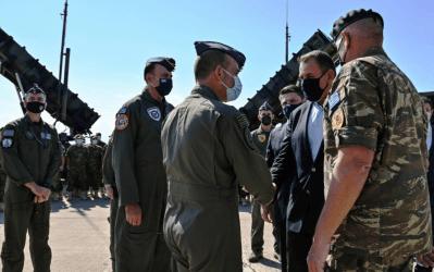 Υπουργός Άμυνας: Η χώρα μας ανταποκρίθηκε θετικά στο αίτημα της Σαουδικής Αραβίας