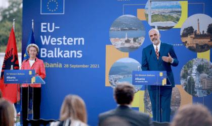 Πρόεδρος της Ευρωπαϊκής Επιτροπής: Υποστηρίζω πλήρως την έναρξη των ενταξιακών διαπραγματεύσεων με τη Βόρεια Μακεδονία και την Αλβανία