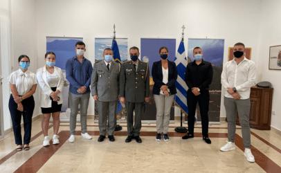 Υποτροφίες του ΓΕΕΘΑ σε σπουδαστές από την Αλβανία