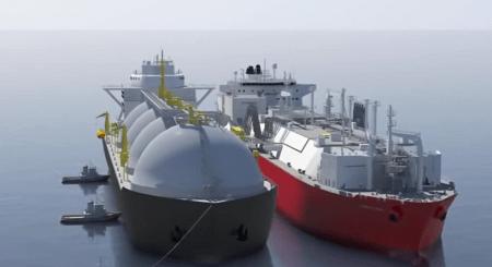 Αλεξανδρούπολη: Η «4η Πύλη» φυσικού αερίου στην Ελλάδα έτοιμη να λειτουργήσει το 2023