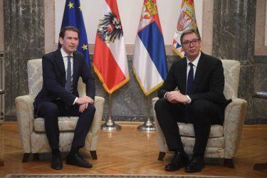 Αυστριακός καγκελάριος: Η Ελλάδα καταβάλλει μεγάλες προσπάθειες στην φύλαξη των εξωτερικών συνόρων της ΕΕ