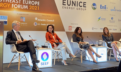 Τζέφρι Πάιατ: Κρίσιμος ο ρόλος της Ελλάδας για τη διασφάλιση ενός ενεργειακού μέλλοντος για την ευρύτερη περιοχή απαλλαγμένου από μονοπώλια