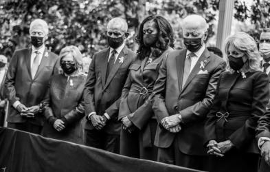 11η Σεπτεμβρίου – Τελετές μνήμης σε ολόκληρη τη χώρα παρουσία του Τζο Μπάιντεν και πρώην προέδρων