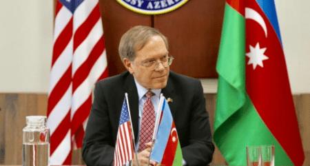 Πρέσβης των ΗΠΑ στο Μπακού: Οι ενεργειακές υποδομές του Αζερμπαϊτζάν είναι η  «πρώτη γραμμή» της Ενεργειακής Ασφάλειας για πολλούς συμμάχους και εταίρους των ΗΠΑ