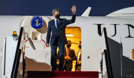 Μπλίνκεν για αποχώρηση από το Αφγανιστάν: Το Κατάρ ξεπέρασε τις προσδοκίες και η γενναιοδωρία σας έσωσε ζωές