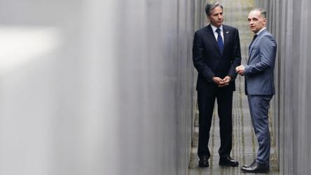 Μάας-Μπλίνκεν: Καλή και στενή η συνεργασία Γερμανίας-ΗΠΑ στο Αφγανιστάν