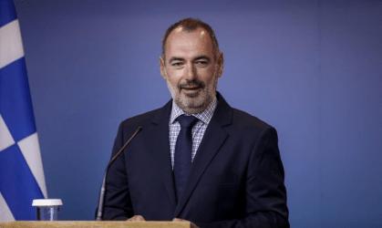 Συνάντηση ΥΦΥΠΕΞ Ανδρέα Κατσανιώτη, με τον πρέσβη της Αυστραλίας