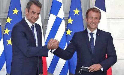 Γάλλος Πρόεδρος: Η συμφωνία με την Ελλάδα συνεισφέρει στην ευρωπαϊκή ανεξαρτησία