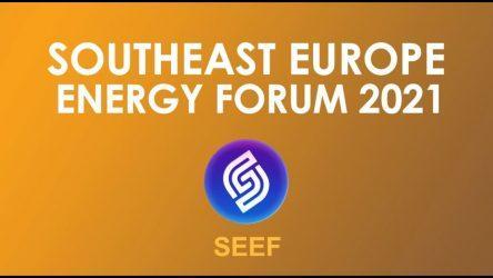Θεσσαλονίκη: Southeast Europe Energy Forum 2021