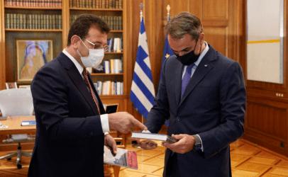 Ιμάμογλου: Η φιλία ανάμεσα στις δύο χώρες είναι η μοναδική λύση