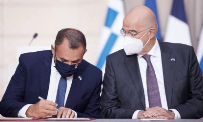 Υπουργός Άμυνας: Ελλάς – Γαλλία – Συμμαχία!