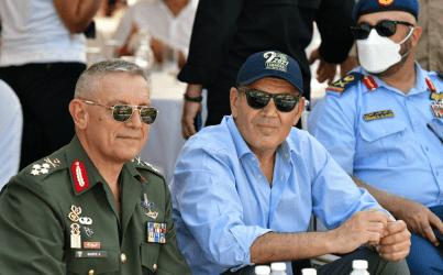 Υπουργός Άμυνας: Στην Τανάγρα «χτυπά» η καρδιά όσων αγαπούν την ΠΑ