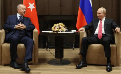 Πούτιν: Η τουρκο-ρωσική συνεργασία στο Ναγκόρνο Καραμπάχ είναι ένα σημαντικό στοιχείο για τη διατήρηση της κατάπαυσης του πυρός και τη διασφάλιση μόνιμης ειρήνης