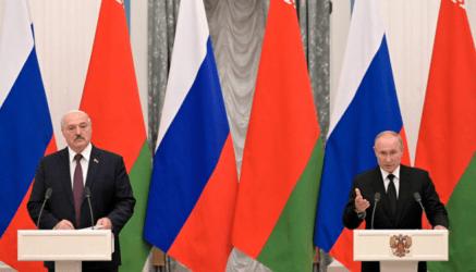 Αλεξάντερ Λουκασένκο: Βλέπετε πώς συμπεριφέρονται (το ΝΑΤΟ) – Θα προμηθευτούμε όπλα αξίας 1 δις δολάρια από την Ρωσία