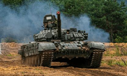 Η Μόσχα στέλνει τεθωρακισμένα οχήματα και στρατιωτικό εξοπλισμό στο Τατζικιστάν που συνορεύει με το Αφγανιστάν