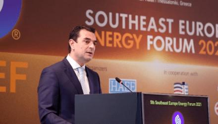 Κώστας Σκρέκας: Πρωτοφανής η δυναμική του φυσικού αερίου στην Ελλάδα αλλά και στα Βαλκάνια