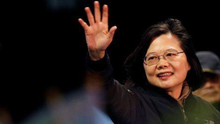 Πρόεδρος της Ταϊβάν: Θα συνεχίσουμε να ενισχύουμε την εθνική μας άμυνα και να δείχνουμε την αποφασιστικότητά μας