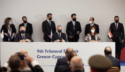 Μνημόνιο κατανόησης Ελλάδας-Κύπρου-Αιγύπτου σε θέματα Διασποράς