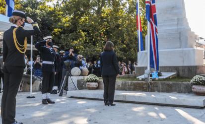 Πρόεδρος της Δημοκρατίας για την επέτειο ναυμαχίας Ναυαρίνου: Η νίκη αυτή υπήρξε καθοριστική για την τελική επικράτηση των Ελλήνων