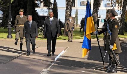 ΗΠΑ και Ουκρανία στοχεύουν στην εφαρμογή του στρατηγικού αμυντικού πλαισίου