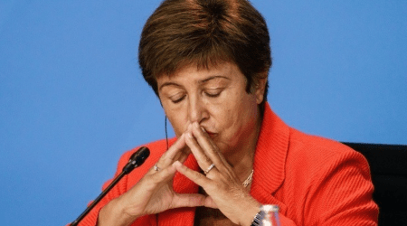 Κρισταλίνα Γκεοργκίεβα: Η γενική διευθύντρια του ΔΝΤ παραμένει στο τιμόνι του οργανισμού