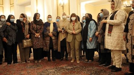 Πρόεδρος Δημοκρατίας: Η Ελλάδα δεν θα μπορούσε να παραμείνει απούσα από τη διεθνή προσπάθεια που καταβάλλεται για την προστασία των γυναικών και των κοριτσιών στο Αφγανιστάν