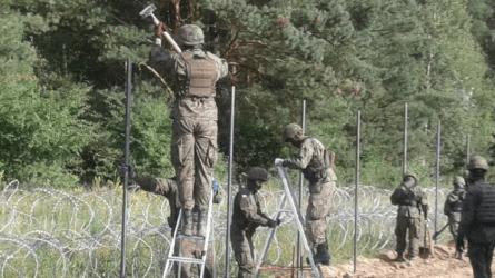 Η Γερμανία ενισχύει την προστασία των συνόρων με την Πολωνία