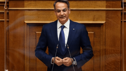 Πρωθυπουργός: Οι τρεις φρεγάτες Belharra ήταν διακαής πόθος του πολεμικού μας ναυτικού