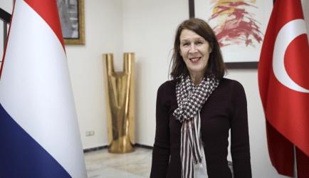 Τουρκικό Υπουργείο Εξωτερικών: Δεν απελάθηκε η Ολλανδή πρέσβης