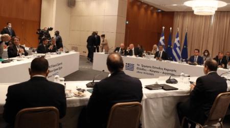 Κοινή Διακήρυξη της 9ης Τριμερούς Συνόδου Κορυφής Ελλάδος-Κύπρου- Αιγύπτου