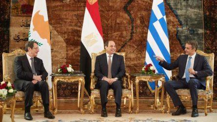 Yπογράφεται η Συμφωνία για ηλεκτρική διασύνδεση Ελλάδας – Αιγύπτου