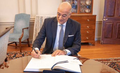 Νίκος Δένδιας: Ενισχυμένη Αμερικανική παρουσία στη Θράκη