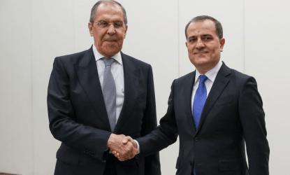 Τριμερής συνάντηση στο Μινσκ πραγματοποιούν αξιωματούχοι από Ρωσία, Αρμενία και Αζερμπαϊτζάν