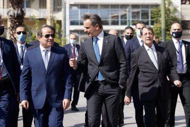 Πρωθυπουργός: Η λεκάνη της Ανατολικής Μεσογείο σημαντική για το φυσικό αέριο και την ηλεκτρική ενέργεια