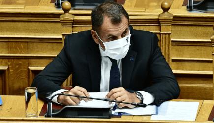 Υπουργός Άμυνας για την νέα Συμφωνία αμυντικής συνεργασίας Ελλάδας και ΗΠΑ: Αντανακλά την κοινή ισχυρή θέληση των δύο κυβερνήσεων για προστασία της εδαφικής ακεραιότητας