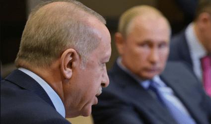 Η Μόσχα έχει «οπλίσει» τα όπλα της – Την Ενέργεια για την Ευρώπη και την Τουρκία για την Ελλάδα