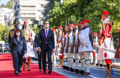 Πρόεδρος της Δημοκρατίας: Η ευρωπαϊκή ενσωμάτωση των Δυτικών Βαλκανίων αποτελεί στρατηγικό στόχο για την Ελλάδα