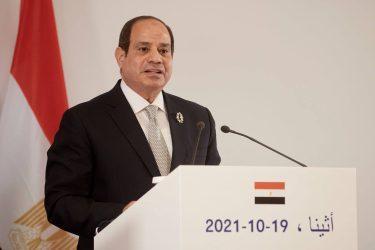 Τη διακρατική συμφωνία Αιγύπτου-Κύπρου για την αποφυγή διπλής φορολογίας επικύρωσε ο Αιγύπτιος πρόεδρος