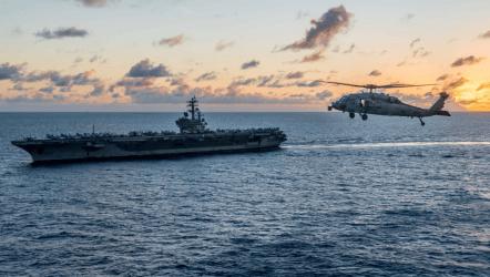Στενό της Ταϊβάν: Αντιδρά η Κίνα στην διέλευση Αμερικανικών και Καναδικών πλοίων